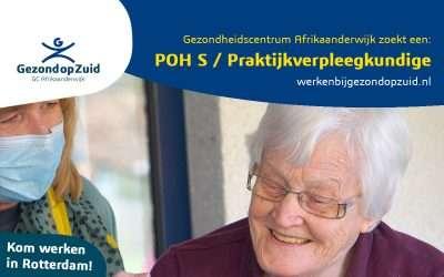 Actieve POH S / Praktijkverpleegkundige die graag veel patiëntcontact heeft